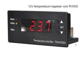 Temperatuurregelaar-inbouw