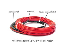 Verwarmingskabel MF12