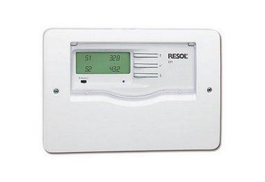 Temperatuurmeter 6-kanaals