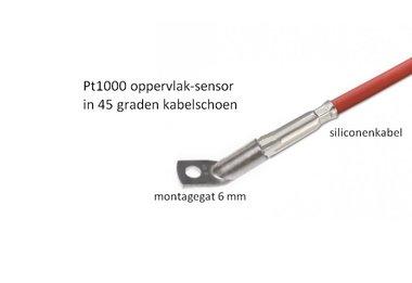 Pt1000-oppervlak-sensor