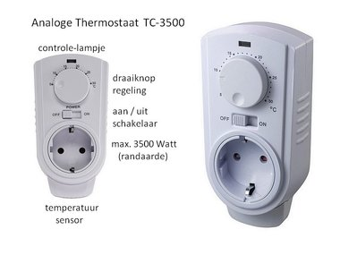 Thermostaat analoog