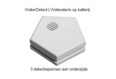 Waterlekkage detector