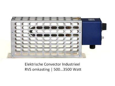 Convector Industrieel | 500-3500 Watt