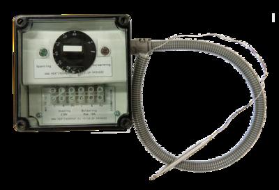 Temperatuurregelaar IP65