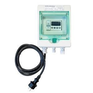 Digitale temperatuurregeling IP65